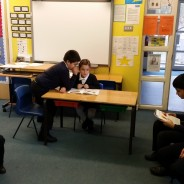 Acting out Stories