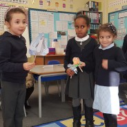 Role play of The Snail and the Whale
